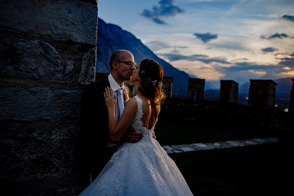 Un Matrimonio Colorato in Montagna | Ausserberg Svizzera :: Luxury wedding photography - 55