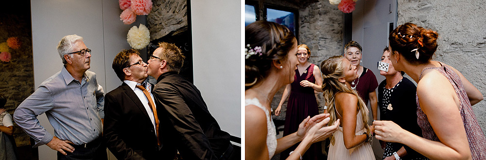 Un Matrimonio Colorato in Montagna | Ausserberg Svizzera :: Luxury wedding photography - 60