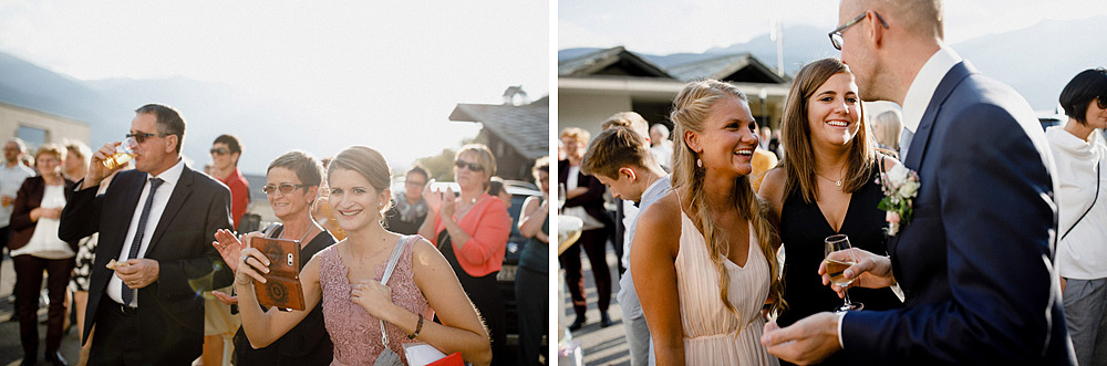 A Colourful Wedding in the Mountain | Ausserberg Switzerland :: Luxury wedding photography - 50