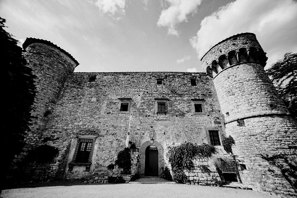 Matrimonio nel Chianti nell'incantevole atmosfera del Castello di Meleto :: Luxury wedding photography - 2