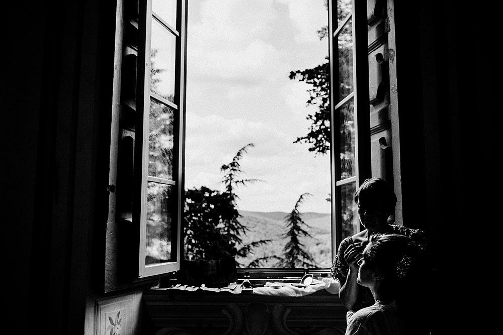Matrimonio nel Chianti nell'incantevole atmosfera del Castello di Meleto :: Luxury wedding photography - 6