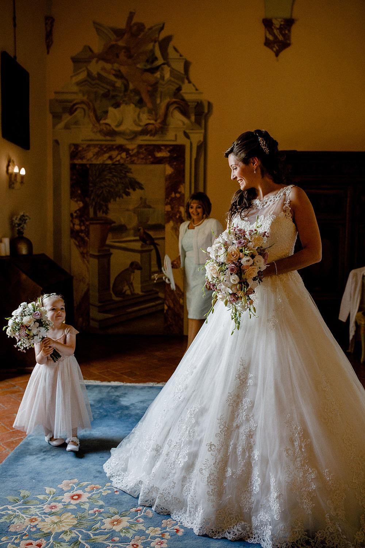 Matrimonio nel Chianti nell'incantevole atmosfera del Castello di Meleto :: Luxury wedding photography - 13