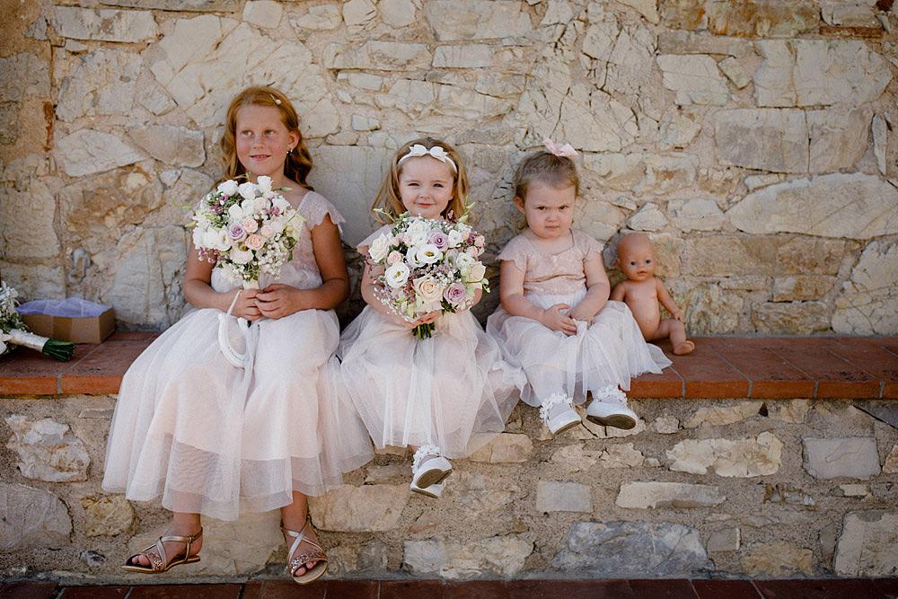 Matrimonio nel Chianti nell'incantevole atmosfera del Castello di Meleto :: Luxury wedding photography - 17