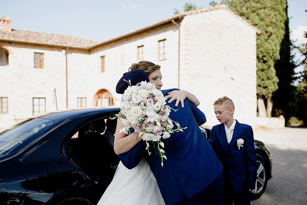Matrimonio nel Chianti nell'incantevole atmosfera del Castello di Meleto :: Luxury wedding photography - 18