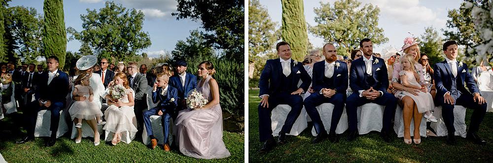 Matrimonio nel Chianti nell'incantevole atmosfera del Castello di Meleto :: Luxury wedding photography - 21