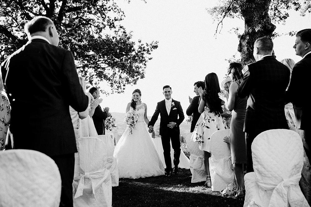 Matrimonio nel Chianti nell'incantevole atmosfera del Castello di Meleto :: Luxury wedding photography - 29