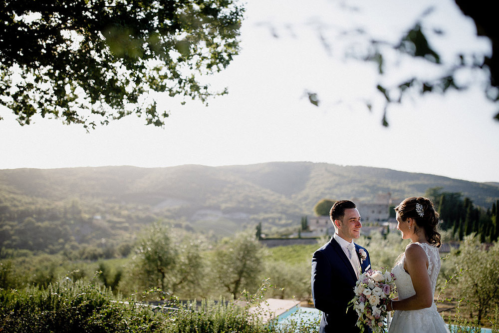 Matrimonio nel Chianti nell'incantevole atmosfera del Castello di Meleto :: Luxury wedding photography - 30