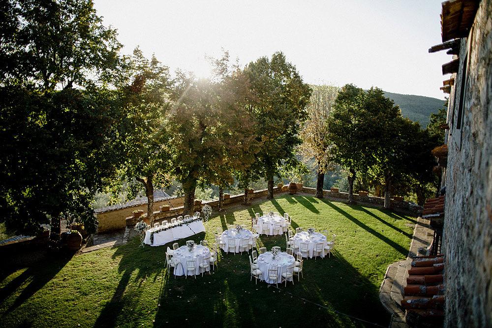Matrimonio nel Chianti nell'incantevole atmosfera del Castello di Meleto :: Luxury wedding photography - 38