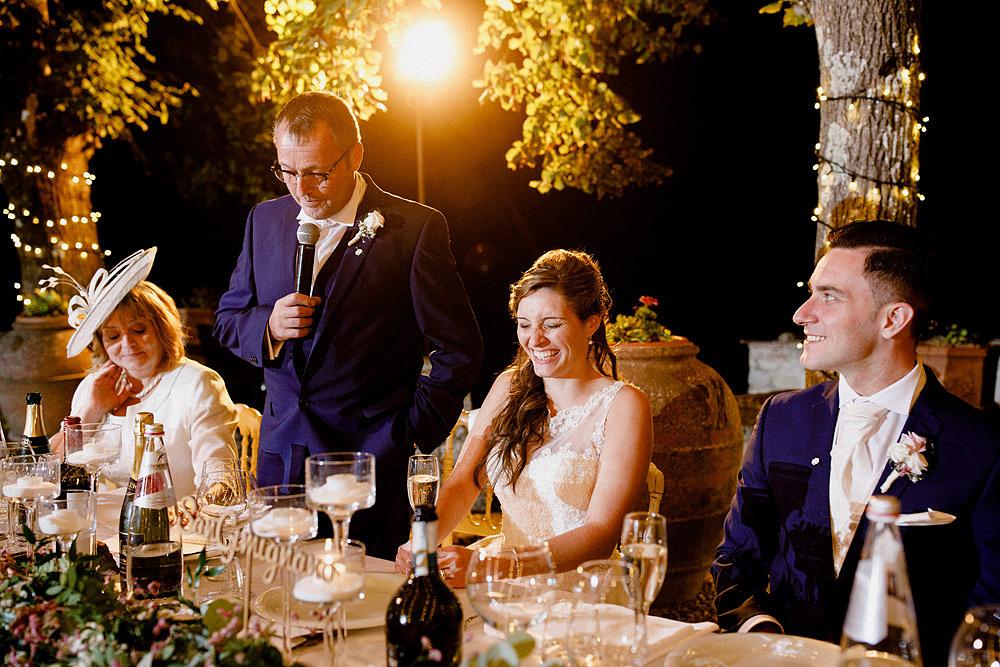 Matrimonio nel Chianti nell'incantevole atmosfera del Castello di Meleto :: Luxury wedding photography - 44