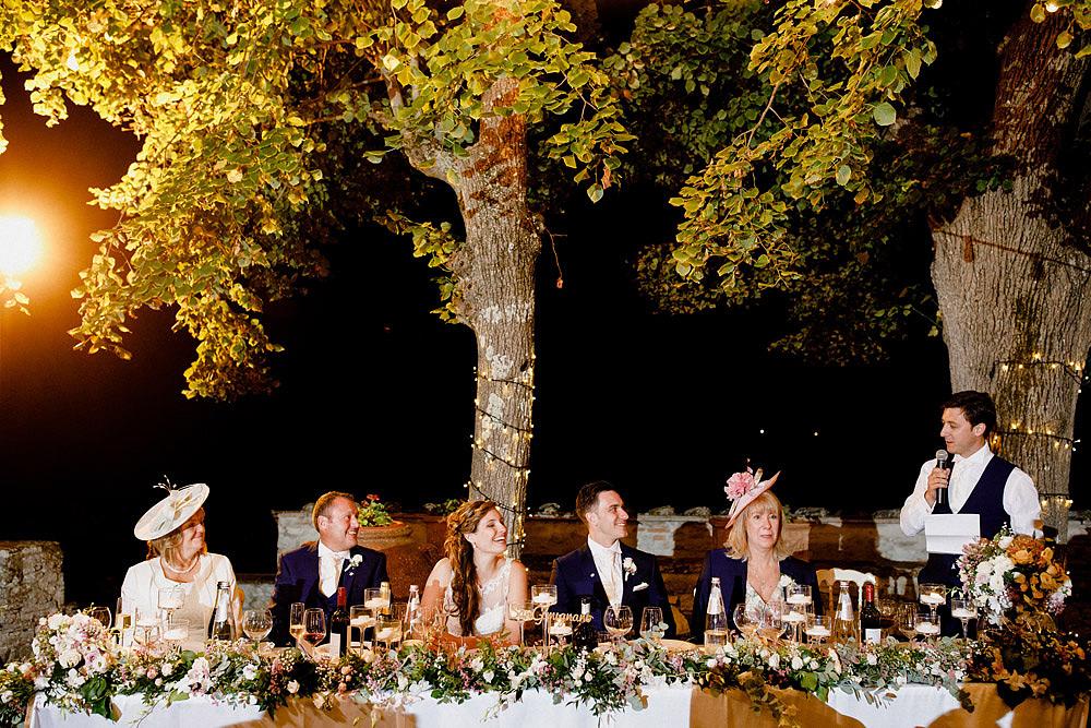 Matrimonio nel Chianti nell'incantevole atmosfera del Castello di Meleto :: Luxury wedding photography - 45