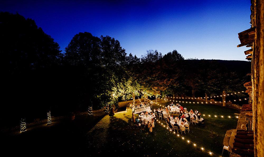 Matrimonio nel Chianti nell'incantevole atmosfera del Castello di Meleto :: Luxury wedding photography - 46