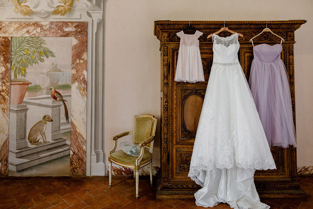 Wedding in Chianti in the stunning ambiance of Castello di Meleto :: Luxury wedding photography - 4